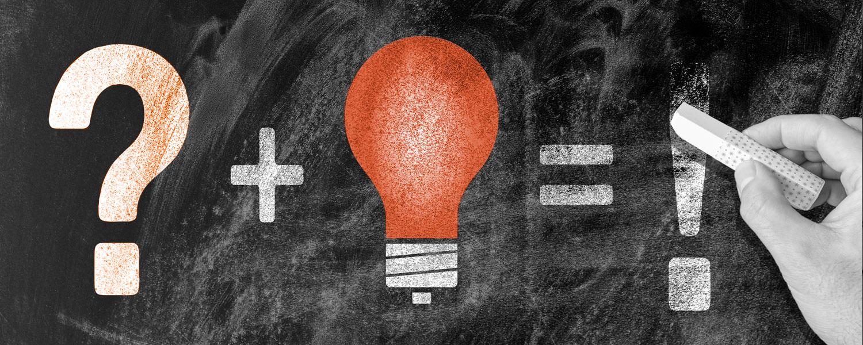 Vår metodik – Problem till process till lösning