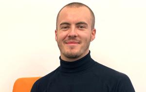 Caspar Wikström Ruby on Rails utvecklare