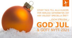 God & Frisk Jul och Nyårshelg!